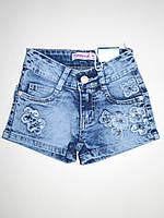Джинсовые шорты для девочек Goloxy оптом, 116-146 pp., фото 1