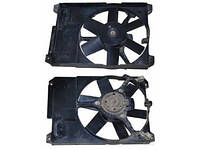 Вентилятор осн радиатора для Fiat Ducato 2002-2006 1305559080 + 1328088080, 8240120