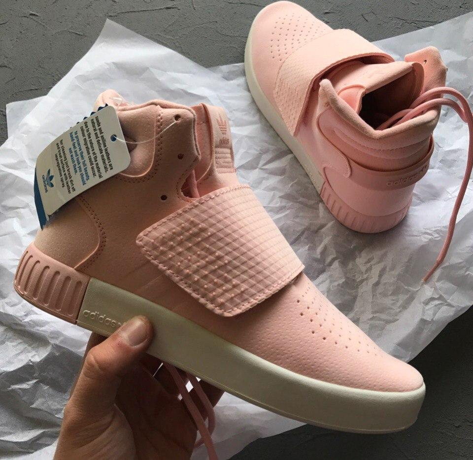 ... reduced adidas tubular invader strap pink bootlords cc602 ... 04f4721d06580