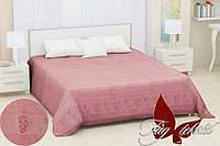 Простынь бамбуковая размер 200х220 Sarmasik pink