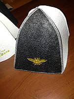Банные шапочки с логотипом дешево от производителя