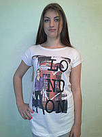 Женская летняя футболка недорого в Одессе