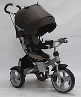 Детский велосипед-коляска CROSSER T-503 EVA  BI