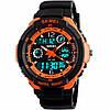 Мужские часы Skmei 0931 S-Shock Orange, фото 4