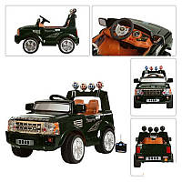Детский Электромобиль Джип Land Rover JJ 012 RS-10 BI