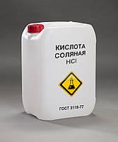 Соляная кислота 13 % 10 кг в канистре (ph-) от Завода изготовителя
