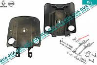 Защита рулевого вала ( крышка ) 7700308658 Nissan KUBISTAR 1997-2008, Renault KANGOO 1997-2007