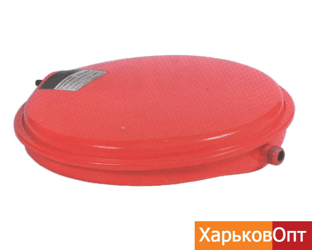Расширительный бак системы отопления 8л Ø400