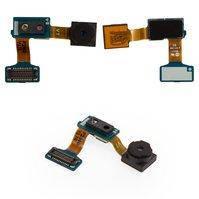 Шлейф для мобильного телефона Samsung N7100 Note 2, камеры, c датчиком приближения, с компонентами