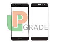 Стекло Huawei Honor 8, черное