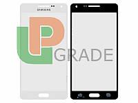 Стекло Samsung A500H Galaxy A5 (2015)/A500F, белое, Pearl White