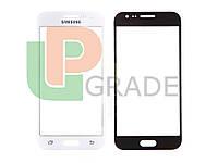 Стекло Samsung J200H Galaxy J2, белое