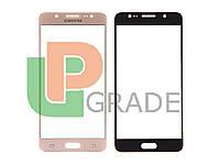 Стекло Samsung J510F Galaxy J5 (2016), золотистое