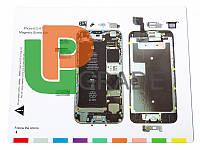 Магнитный коврик для хранения винтов на iPhone 6S