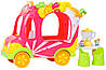 Shopkins «Smoothie Truck combo Shoppies Pineapple Lily (Грузовичок Смузи c куклой Шоппис Пайнэппл Лили), фото 2