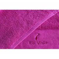 Полотенце махровое Le Vele 70x140 Fushia