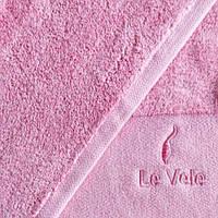 Полотенце махровое Le Vele 70x140 Pink