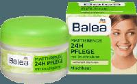 Матирующий дневной крем с фруктовыми кислотами Balea 24H Pflege