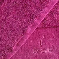 Полотенце махровое Le Vele 70x140 Claret