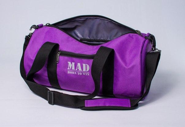 "Спортивная сумка - тубус ""FitLadies"""