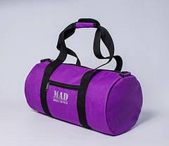 """Спортивная сумка - тубус """"FitLadies"""", фото 2"""