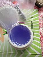 Гель прозрачно-голубой blue 500 г