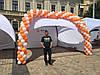 Аренда - палатка Парк (Park) 5х5  с облегченным тентом