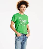 Мужская футболка Levis® Graphic Tee - Rainbow Medium Green