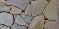 Песчаник серый окатанный