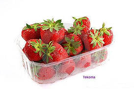 Упаковка для ягод 0,5кг.