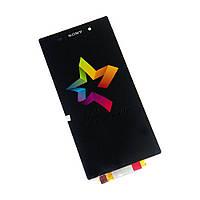 Дисплей для мобильного телефона Sony C6902/C6903/C6906/C6943/L39h/Xperia Z1, черный, с тачскрином