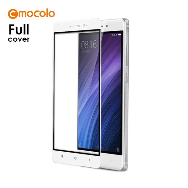 Защитное стекло Mocolo 2.5D 9H на весь экран для Xiaomi Mi 4C белый