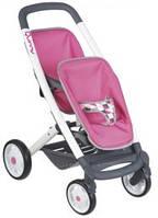 Кукольная коляска Smoby для двойни,близнецов Maxi Cosi Quinny 253297