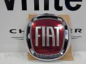 Fiat 500 2012-17 эмблема значок в решетку радиатора Новый Оригинальный