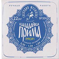 Струны для балалайки Прима Господин музыкант BP30N