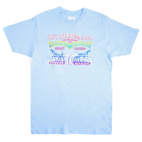 Мужская футболка Levis® Graphic Tee - Blue