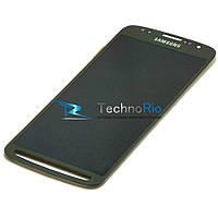 Модуль Дисплей Samsung i9295 Galaxy S4 Active, i537 с тачскрином, серый (оригинал)