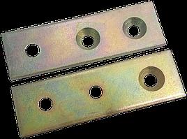 Пластина для террасной доски 20х60х3.0