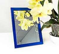 Зеркало в багете, зеркала настольные, зеркала настенные, зеркало с подставкой, 1611-38
