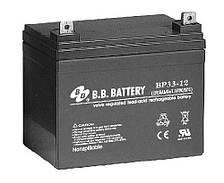 Аккумуляторная батарея B.B. Battery BP 33-12 (12V, 33 Ah)