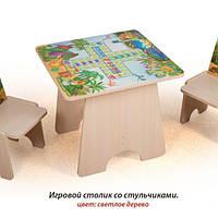 Столик-игра «Динозаврики» (С7) Вальтер