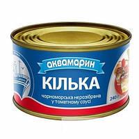 ТМ Аквамарин Килька в т/с 230 г №5 36 шт/уп