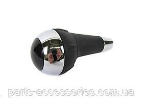 Fiat 500 2012-17 хромовая ручка КПП Новая Оригинальная