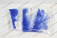 Хрустальна крошка Sapphire( синий)1440шт