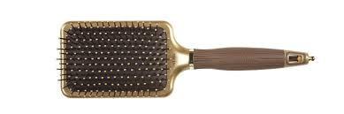 Щетка для волос Olivia Garden NanoThermic C+I Styler NT-Paddle