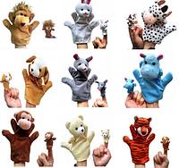 Іграшка-перчатка з дитинчам, фото 1