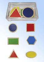 Основні геометричні фігури
