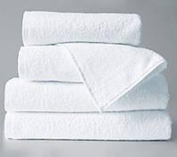 Полотенце Le Vele отельное белое 50x70 для ног