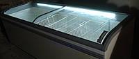 Ларь-бонета морозильный AHT Paris 250 (2502*853*833 мм – 1131 л.)