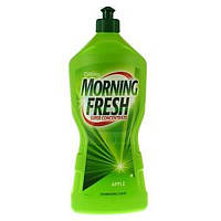 Жидкость для мытья посуды Morning Fresh яблоко, 900 мл (Польша)